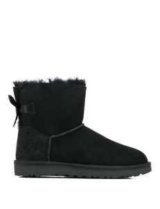 Ugg Uggi Mini Bailey Bow UGSBLBOWMBK1016501W