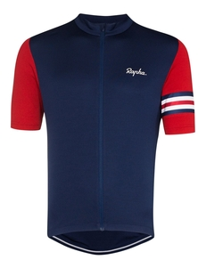 Rapha Sportivnyy Top Classic Great Britain Iz Dzhersi COU01SSNVY
