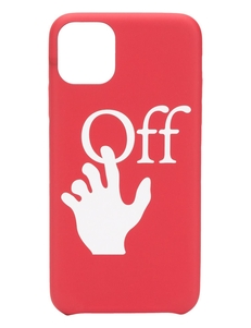 Off-white Chehol Hands Off Dlya Iphone 11 Pro Max OMPA019F20PLA0012501