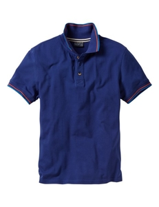 Bonprix Futbolka-polo Regular Fit (nochnaya Sin) 95200895