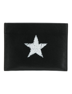Star logo cardholder Givenchy. Купить за 26645 руб. - With a minimal finish, this excellent wallet and card holder set from ...