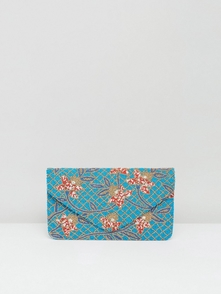 Clutch Me By Q Sumka-klatch S Printom - Multi 19720833