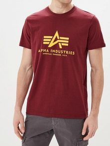 Alpha Industries Futbolka 100501
