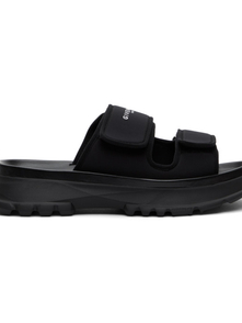 Givenchy Black Spectre Sandals 29436320