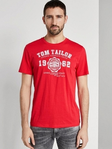 Tom Tailor Futbolka 1008637