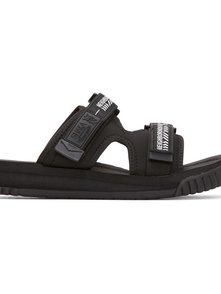 Neighborhood Black Shaka Edition Chill Out Sandals 29306713