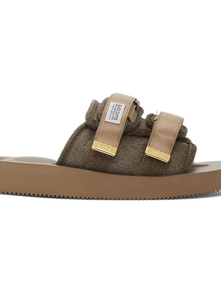 Suicoke Brown Moto-vhl Sandals 29561627