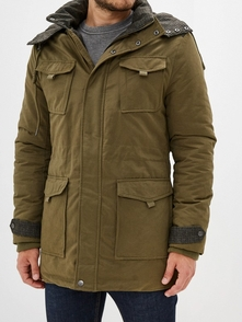 Urban Fashion For Men Parka 25373014