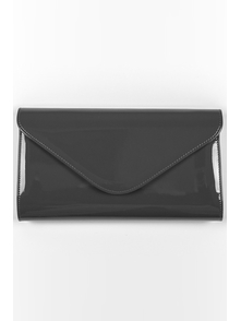 Felice Klatch FELICE_CLUTCH_BAG_F08_DARK_GREY DARK GREY