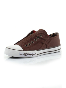 Ed Hardy Kedy DAKOTA_SHOES_BROWN BROWN