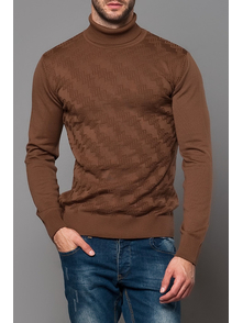 Afm Dzhemper 42241_1L_CAMEL BROWN