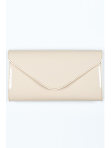 Felice Klatch FELICE_CLUTCH_BAG_F08_LIGHT_BEIGE CREAM