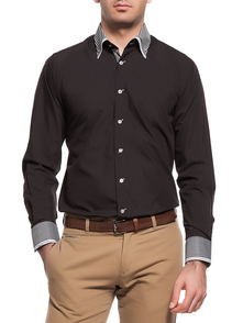 Dewberry Shirt 10500010G540_BLACK