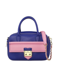 A-za Sumka QB3681F17816 BLUE AND PINK