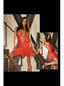 Electric Lingerie Soblaznitelnoe Plate CL082-RED KRASNYY